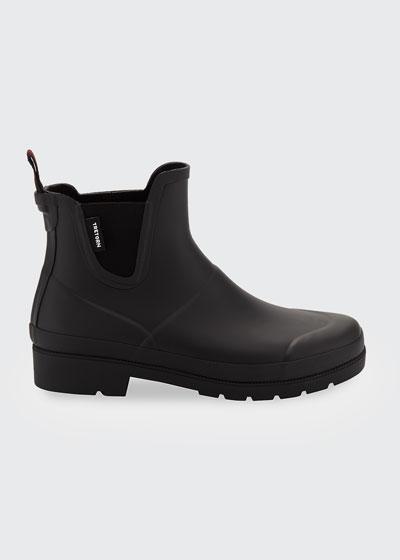 Lina Short Rubber Rain Boots