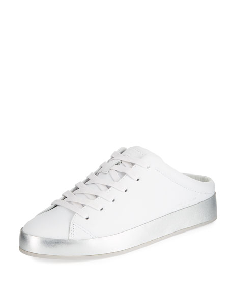 bd0a21e2914fb Rag & Bone RB1 Leather Sneakers-Style Mule