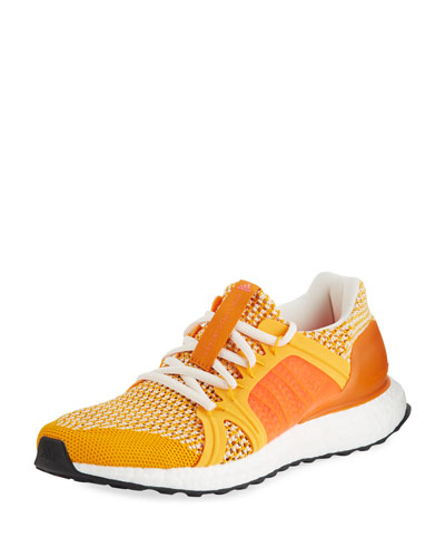 Ultraboost X Knit Sneakers, Orange