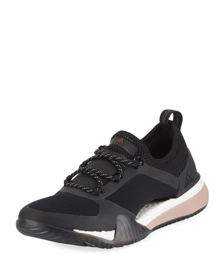 a9e0ee7df4e5c3 adidas by Stella McCartney PureBoost X TR 3.0 Mesh Sneakers