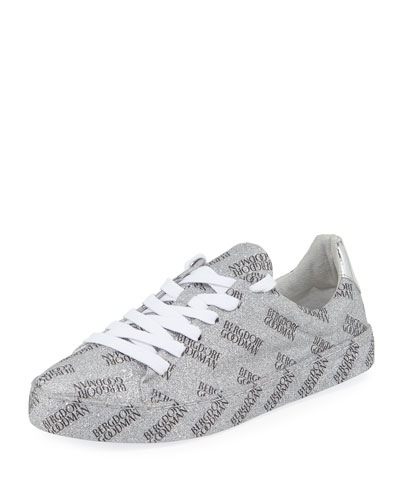 Bergdorf All Over Sneakers