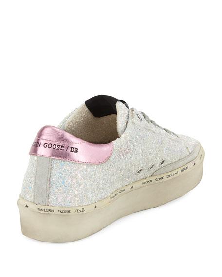 40d0b447a45 Golden Goose Hi Star Glitter Sneakers