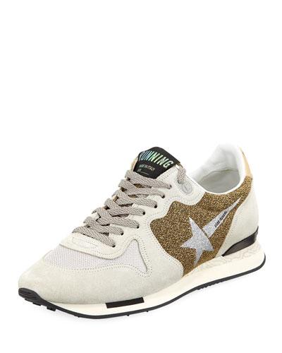 Running Glitter Sneakers