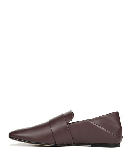 Harris Leather Flat Loafers