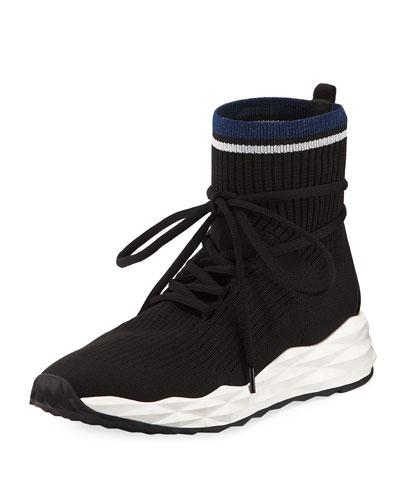 Sense Knit Platform Sneaker