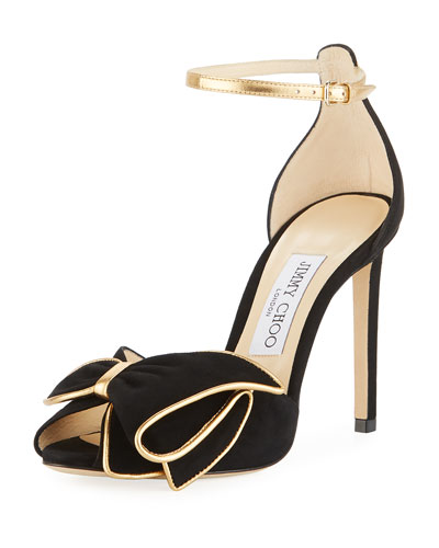 Karlotta Two-Tone Pumps