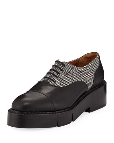 Charlit Platform Oxfords