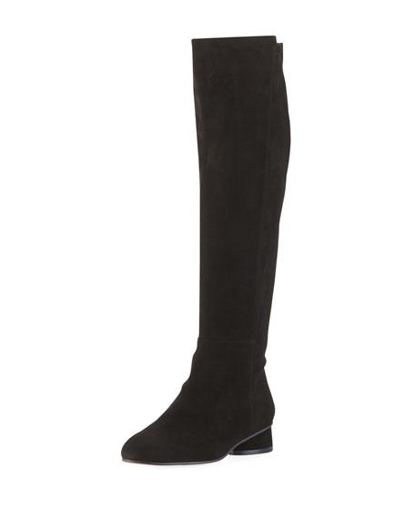 35bb778ff956 Stuart Weitzman Eloise 30mm Suede Knee Boots