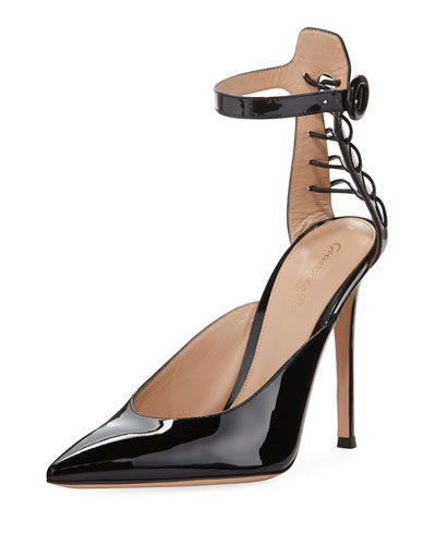 Portofino Corset High Sandal Pumps