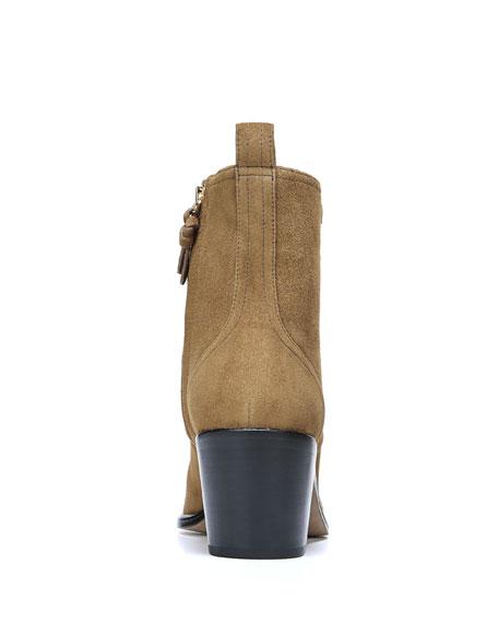 69f7c5813a Diane von Furstenberg Dakota Sport Suede Lace-Up Boots