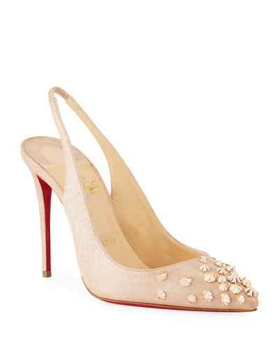 db6c139086ad Drama Spike Red Sole Pumps Quick Look. Christian Louboutin