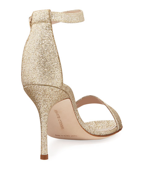 Chaos Shimmery Sandals