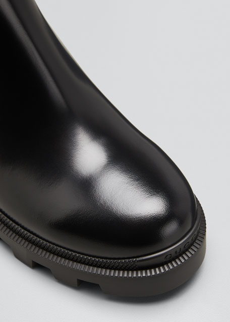 Trip Leather Chelsea Boots