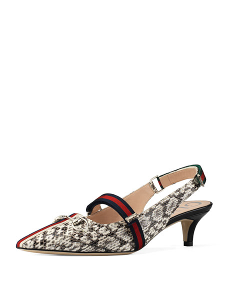 f158b68c89e Gucci Shoes for Women at Bergdorf Goodman