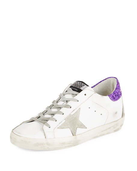 new concept 46d7e bdc3e Golden Goose Superstar Leather Sneakers