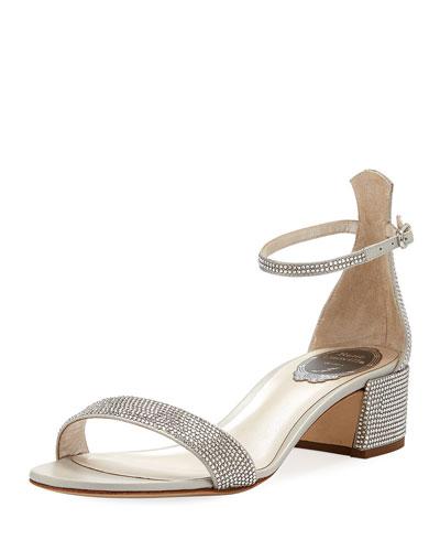 Hollywood Embellished Sandals