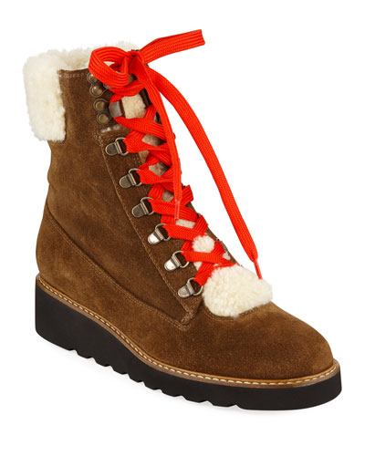 Vale Shearling Tall Boots