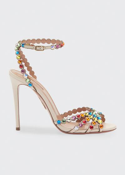 Tequila Embellished High Sandals