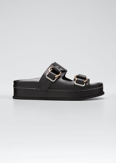 Freida Platform Strappy Sandals
