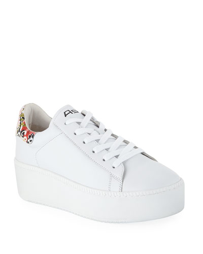 Cult Platform Lace Up Sneakers