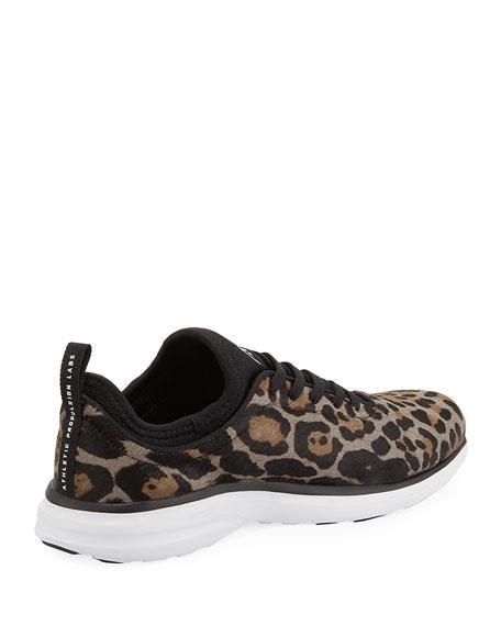 Phantom Calf Fur Running Sneakers