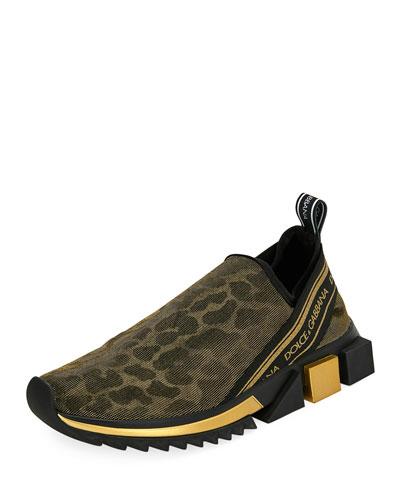 Jersey Sorrento Logo Sneakers Quick Look. Dolce   Gabbana 9dee7d9c2c3f