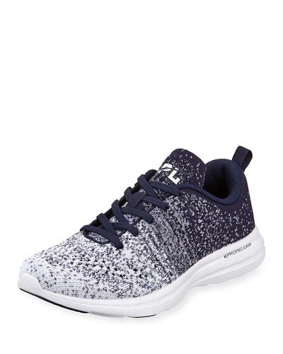 Techloom Pro Knit Sneakers