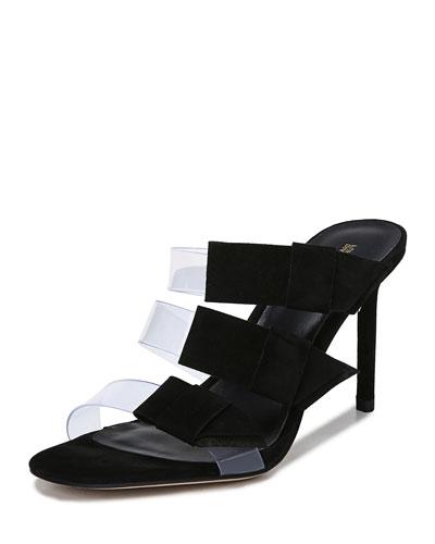 Amari 2 Three-Strap Slide Sandals
