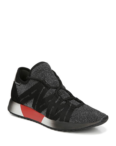 Pandora Lace-Up Sneakers