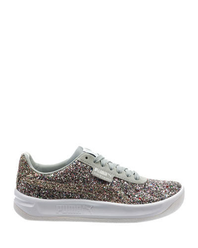California Glitz Platform Sneakers