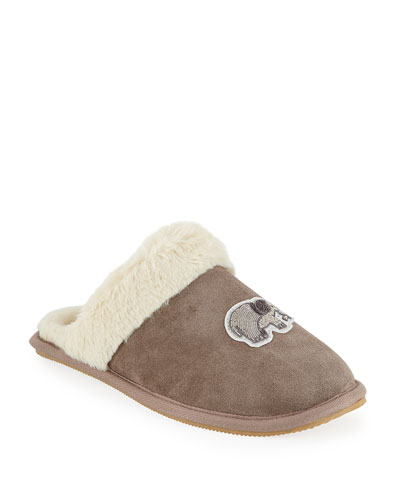Elephant Cozy Slippers