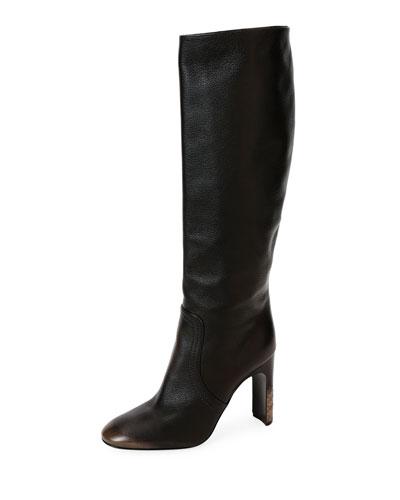 Skyatos 105 Calf Degrade Knee Boots
