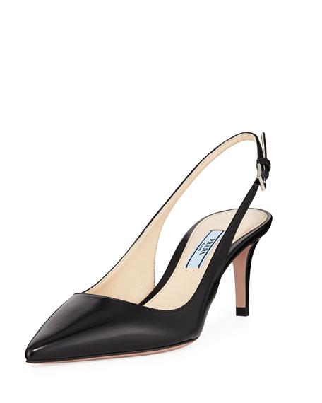 a17494cda6f Prada Women s Shoes   Creepers   Slide Sandals at Bergdorf Goodman