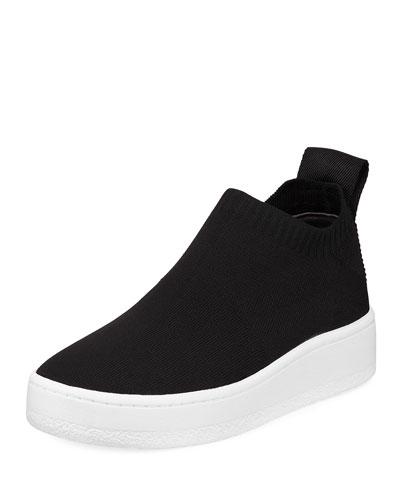 Orion Knit Platform Sneakers