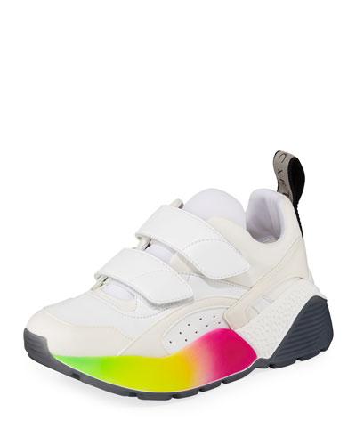 Eclypse Grip-Strap Platform Sneakers