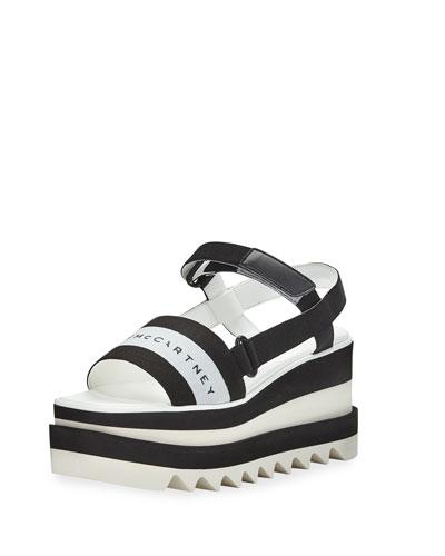 Slingback Creeper Sandals