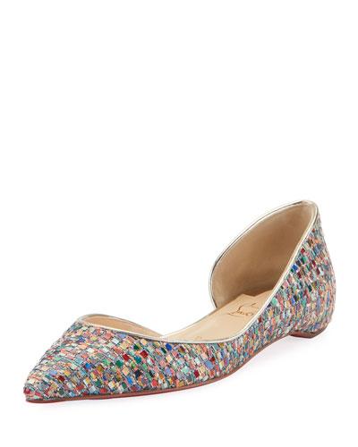 Iriza Mosaic Ballet Flats