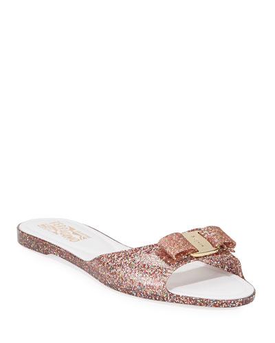 9f7881730d26 Salvatore Ferragamo Women s Shoes   Flats   Boots at Bergdorf Goodman