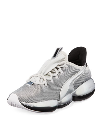 Mode XT Metallic Knit Sneakers