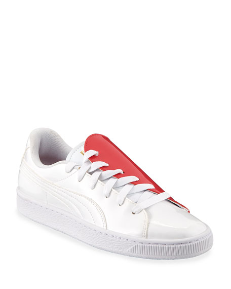 super popular eddff 0a299 Basket Crush Half-Heart Sneakers