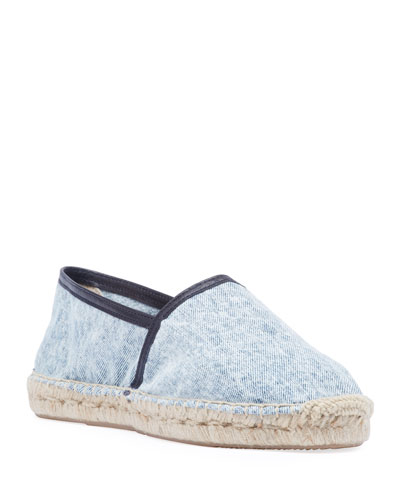 Canaee Chambray Espadrilles