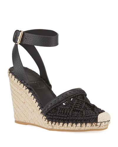 e2939eee97f Promotion Marrakech Wedge Espadrilles