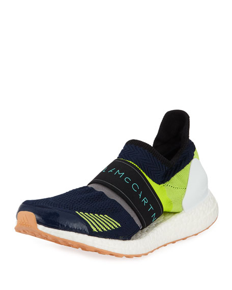 c728cf815 adidas by Stella McCartney UltraBoost X 3D Colorblock Sneakers