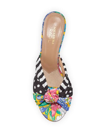 x Racil Menorca 75mm Slide Sandals
