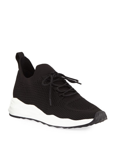 Skate Knit Platform Sneakers