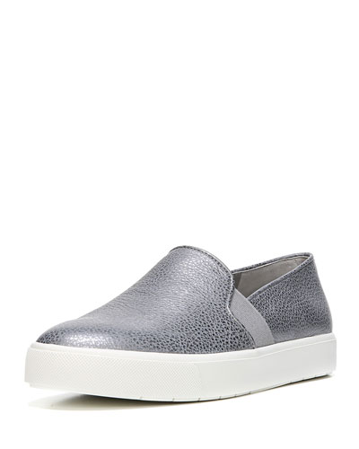 Blair Metallic Platform Sneakers