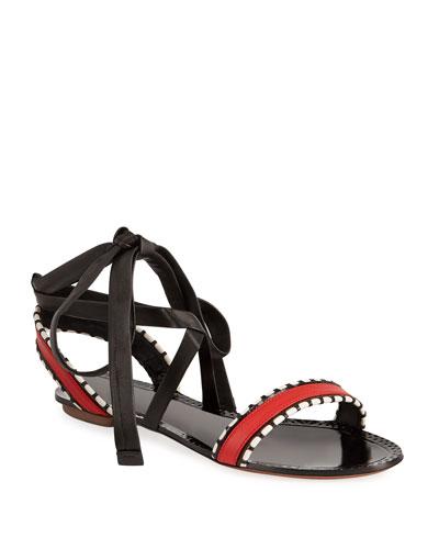 Mon Coeur Flat Sandals