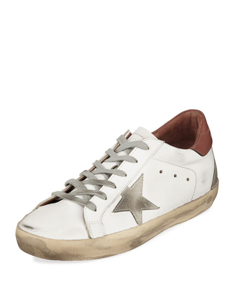 Golden Goose Superstar Leather Sneakers bf4bf0217