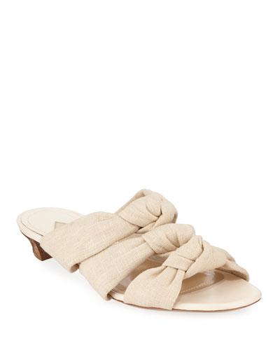 Three-4-One Canvas Sandals