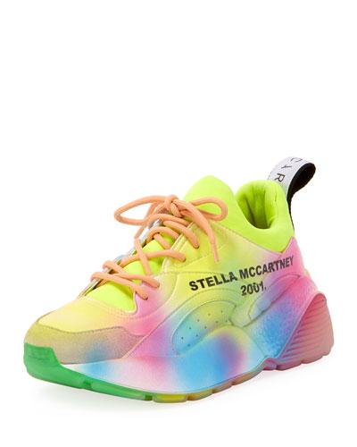 Rainbow Eclypse Platform Sneakers